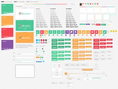 Education Project UI Kit