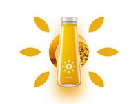 Pleno - Juice Packaging / Logo