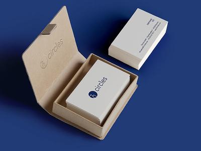 Businesscards Design corporate design logo busines card corporate branding