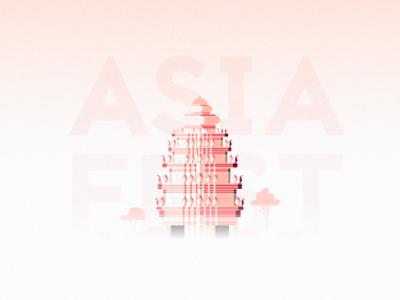 Asia Fest Preview asiafest.ru asiafest web website genazozulya genazoz.ru genazoz app design