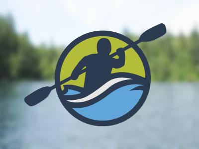 Paddling, smoother. paddling canoe branding kayaking