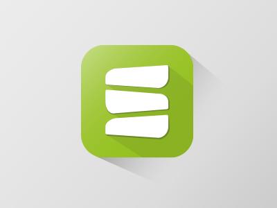STEM App Icon logo stem s flaticon flat ui