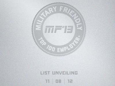 MF13 website military