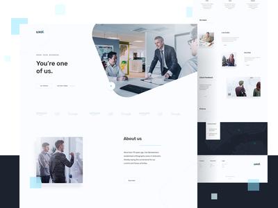 Uxol - Website