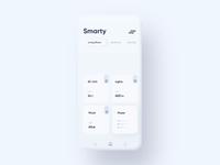 Smart Home Control - Mobile App