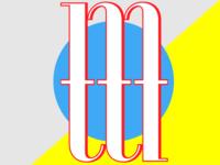Bauhaus Initial Logo