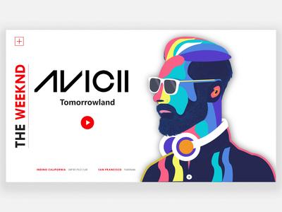 Avicii Tomorrowland