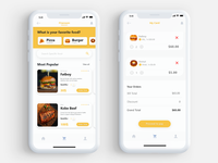 Food Order/Delivery Application