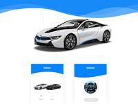 BMW i8 redesign