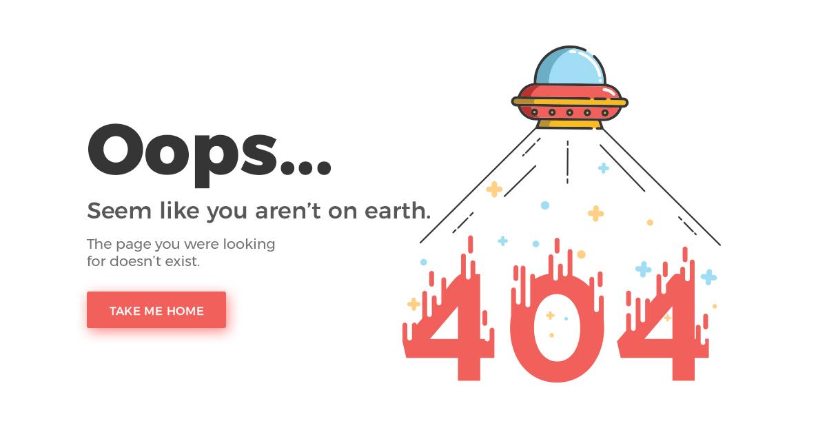 404 demo