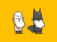 Batman and me
