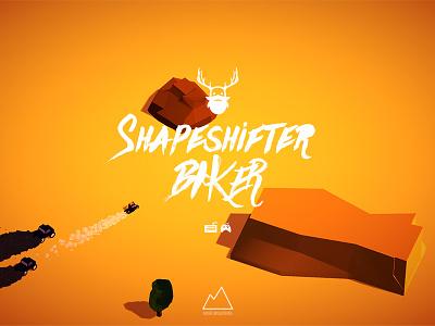 Shapeshifter Biker Startscreen