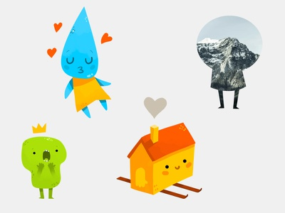Stickers 3/7 ios pack stickers