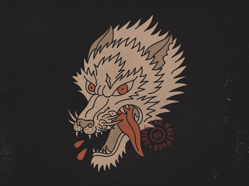 House of Wolves by Muhammad Amir on Dribbble