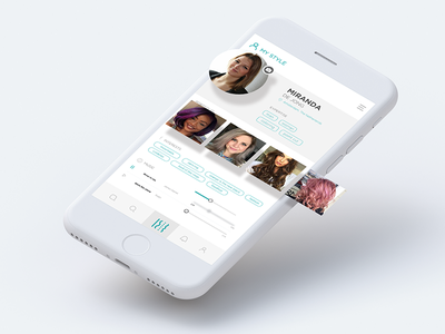 Kadus App Concept ui mockup concept design app