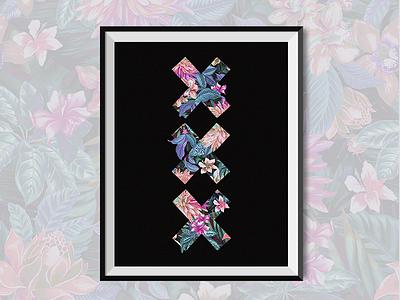 Mokums Paradijs identity visual print design amsterdam