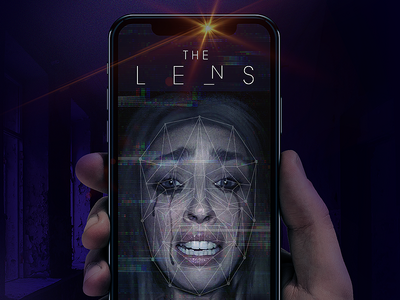 The Lens movie app poster movie