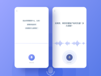 Voice  Search UI