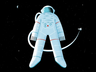 A is for Astronaut