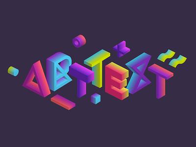Art Text artwork vector design illustration art