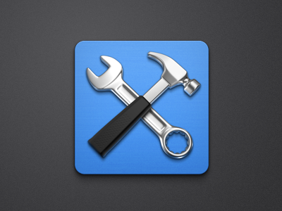 Icon hammer wrench icons icon