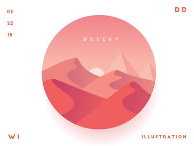 Desert | Daily Design | TGZ tgz daily-design desert