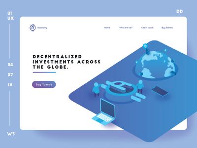 Alconomy | Daily-Design | TGZ blockchain tgz daily-design alconomy
