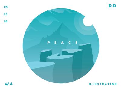 Peace | Daily-Design | TGZ cold mountain tgz daily-design | peace