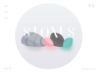 Stones | Daily Design | TGZ