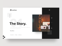 Gallery Page Exploration | LeanTrack | TGZ