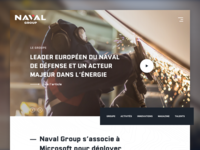 Naval Group - Home