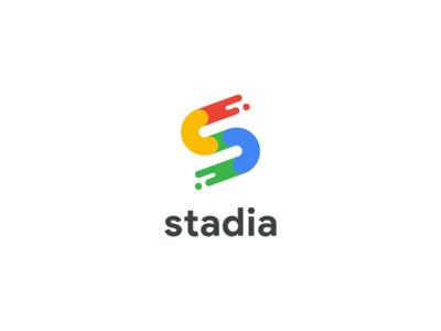 Stadia Logo Redesign