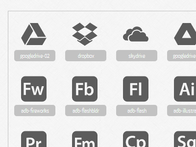 Download Pictonic - Free Font Icons by Creative Sloth on Dribbble