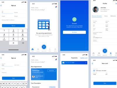 Mobile Doctors App