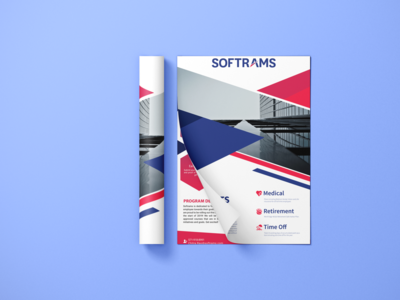 Softrams Benefits Flyer