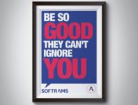 Softrams Motivational Poster