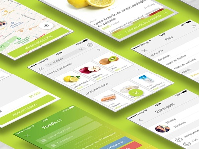 Foods App supermarket food ecommerce