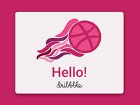 Hi Dribbble! 👋🏽