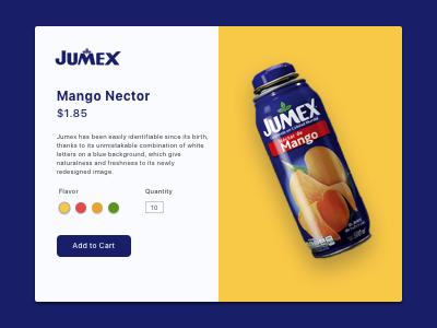 Single Product - Daily UI #12