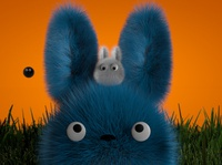 Chu-Totoro & Chibi-Totoro 1.3