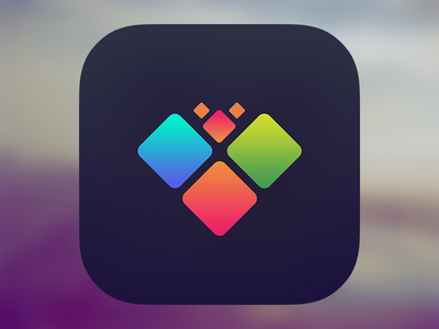 Butterfly icon ios ios7 flat gradient icon butterfly