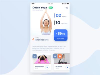 Yoga Plan
