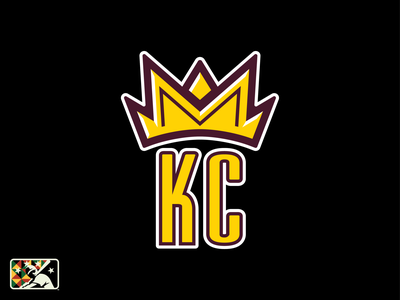 Kansas City Monarchs negro leagues baseball sports logo crown monarchs city kansas
