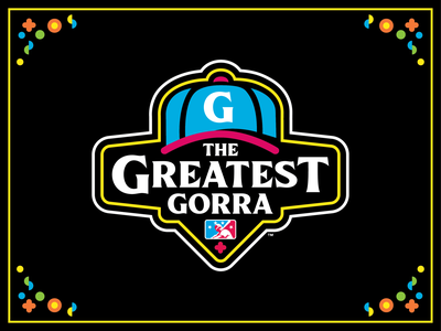 The Greatest Gorra branding baseball copa tournament hat milb design sports logo cap gorra greatest