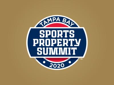 Tampa Bay Sports Property Summit soccer usl wta tennis baseball 2020 summit property tampa bay tampa badge design milb logo sports