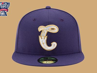 Charlotte Caballeros (MiLB) sports milb logo copa knights caballeros charlotte baseball