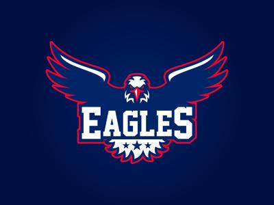 Eagles Primary Logo