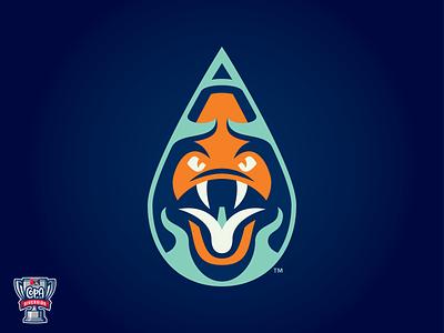Yacumamas de Asheville (MiLB) sports yacumamas north carolina milb logo asheville design copa baseball