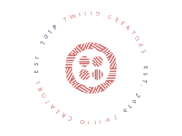 Twilio Creators Logo