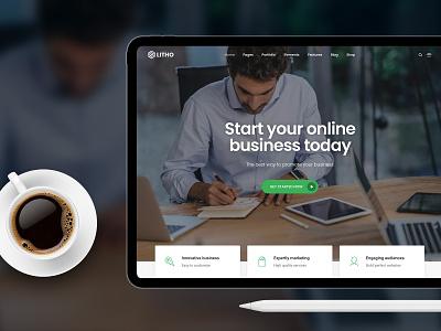 Litho - Elementor WordPress Theme - Startup woocommerce